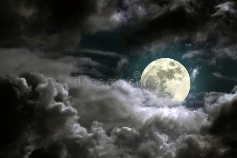 blask księżyca royalty ilustracja