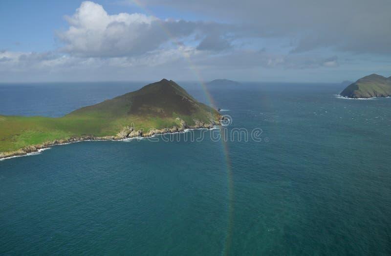blasket co幽谷爱尔兰海岛凯利 免版税图库摄影