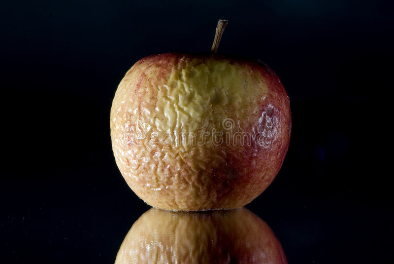 Download Blasted apple stock image. Image of healthy, sorrowful - 3737451