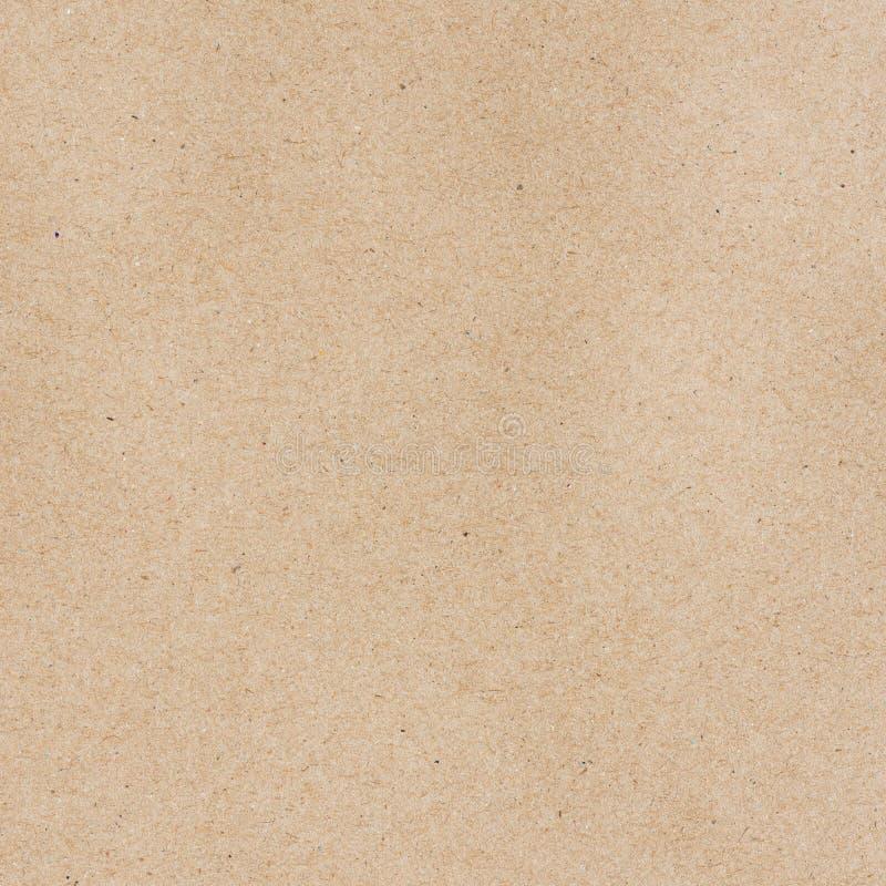 Blattoberfläche des braunen Papiers der Beschaffenheit stockbilder