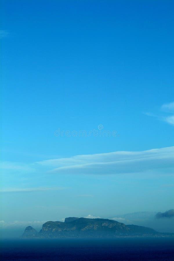 Blau lizenzfreies stockfoto