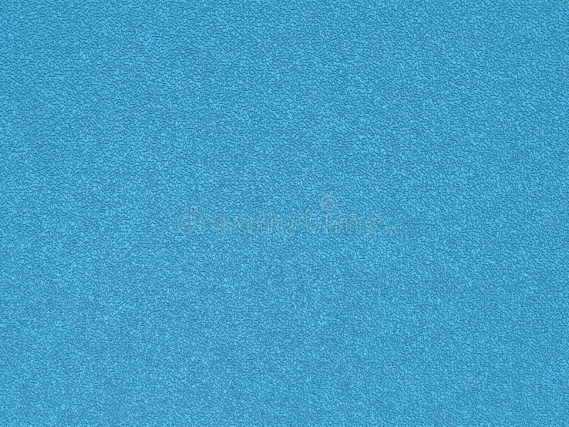 Blau granulierte Beschaffenheit vektor abbildung