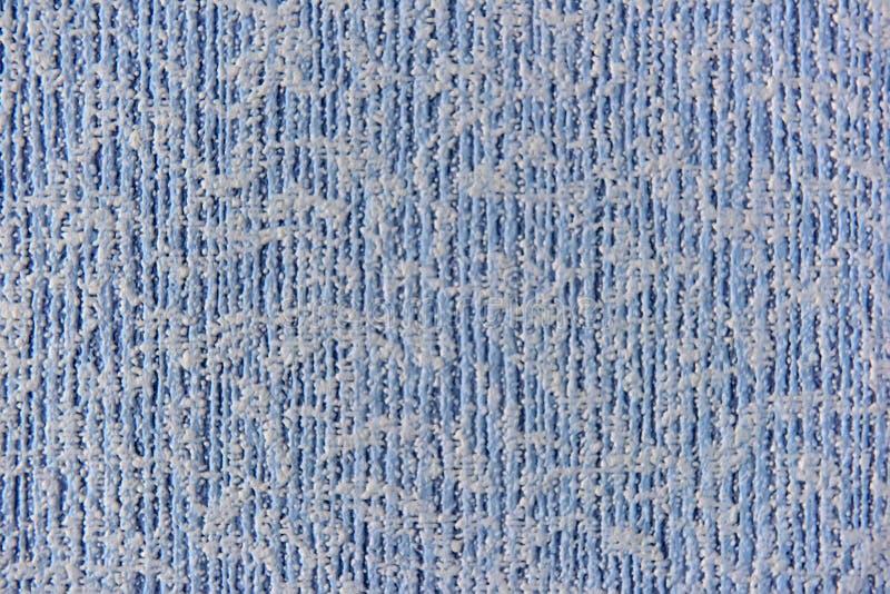 Blau mit Weiß sprenkelt Hintergrund, lizenzfreie stockfotografie