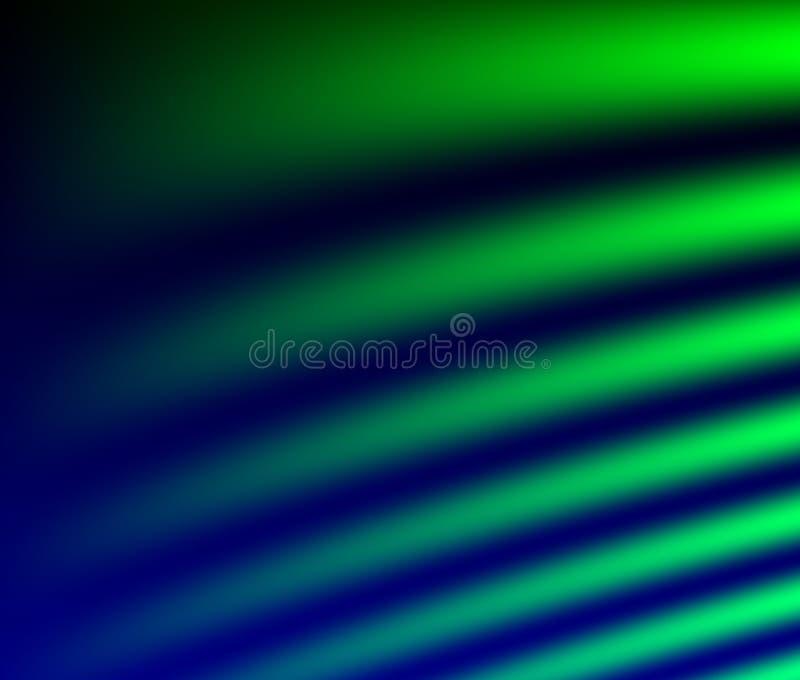 Blau- und Kalkgrünhintergrund lizenzfreies stockbild