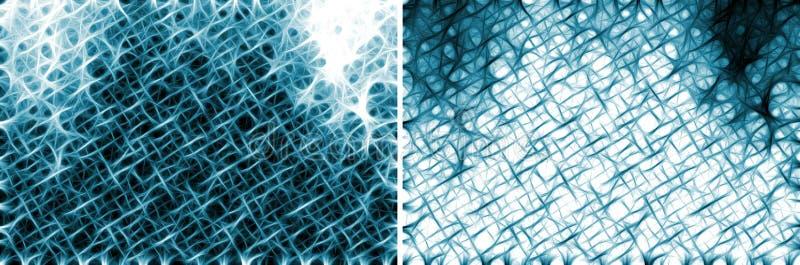 Blaue abstrakte Hintergrundbeschaffenheit lizenzfreie stockbilder