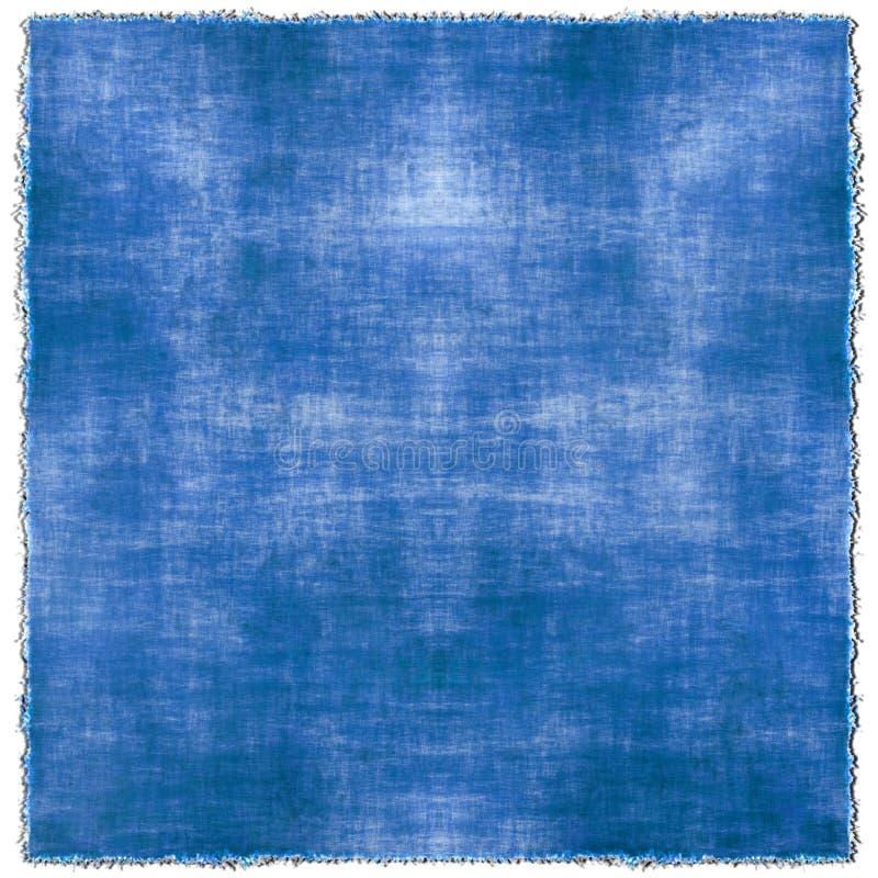 Blaue Beschaffenheit stock abbildung
