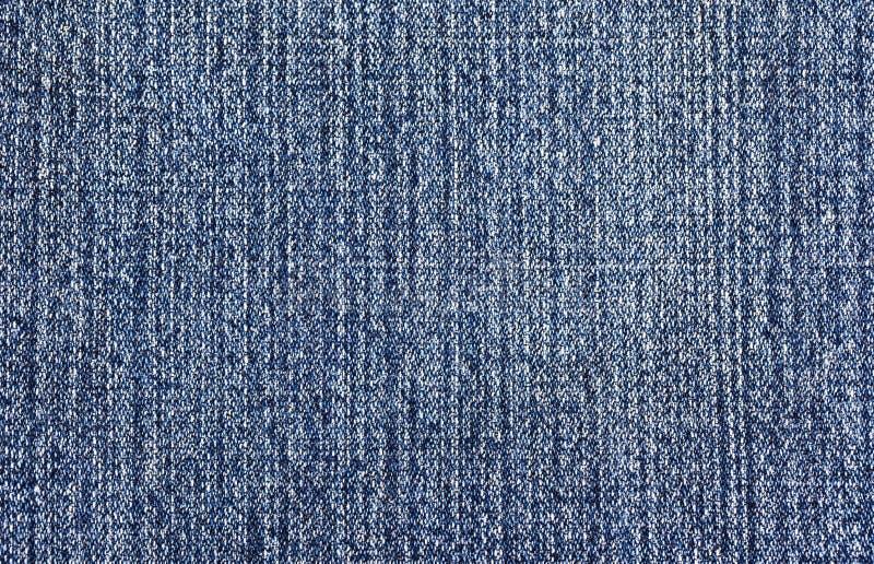 Blaue Denimbeschaffenheit stockbild