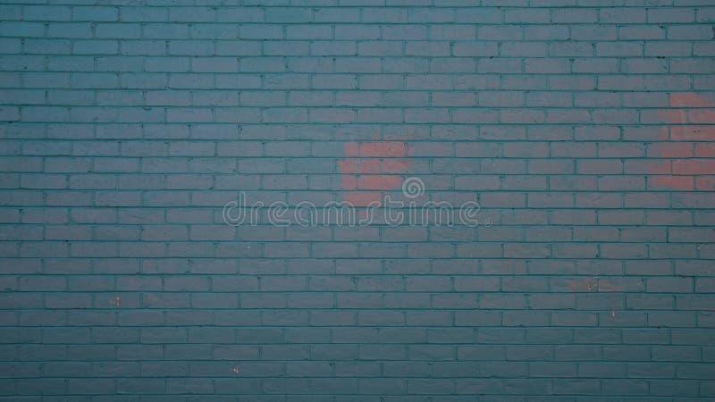 Blaue gemalte Wand lizenzfreies stockfoto