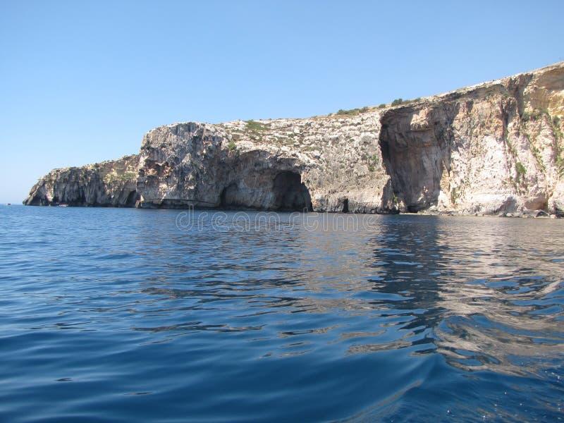 Blaue Grotte stockbilder