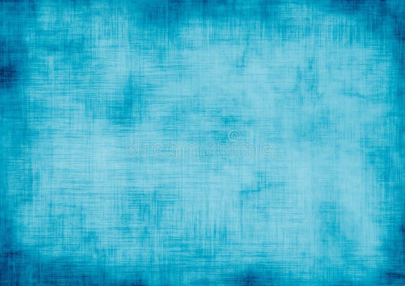 Blaue grunge Beschaffenheit stock abbildung