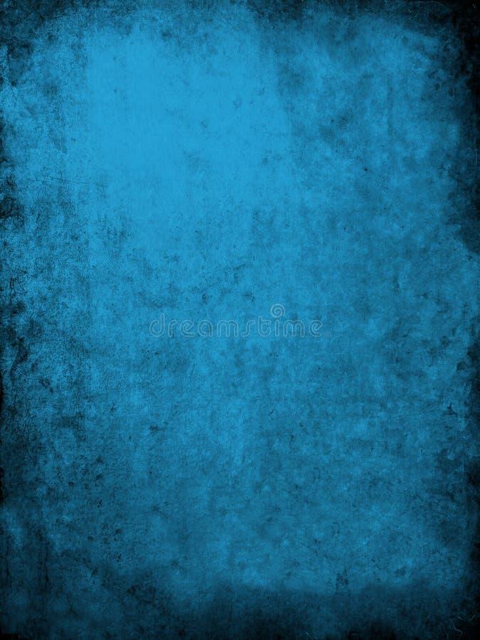Blaue grunge Beschaffenheit vektor abbildung