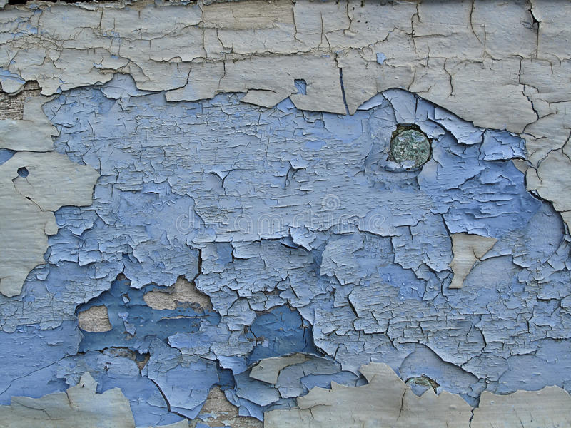 Blaue grunge Planken lizenzfreie stockfotos