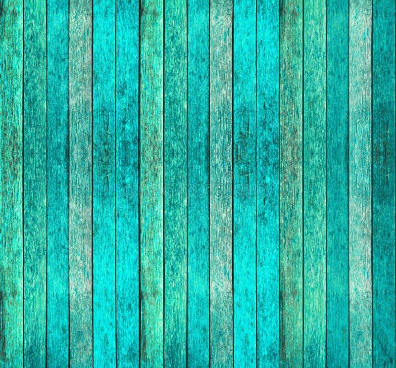 Blaue hölzerne Beschaffenheit lizenzfreie stockfotos