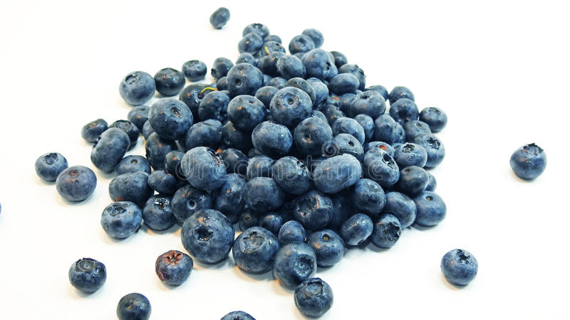 Blaue Heidelbeere lizenzfreies stockfoto