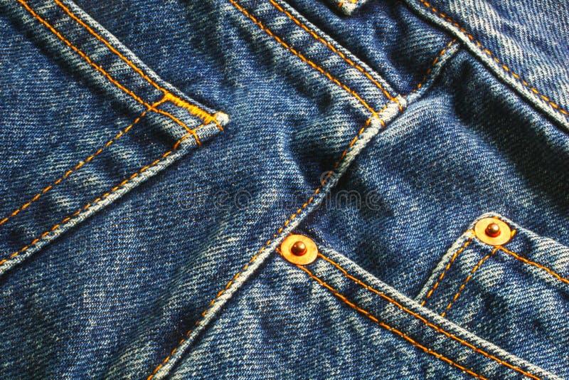 Blaue Jeans #2 lizenzfreie stockfotos