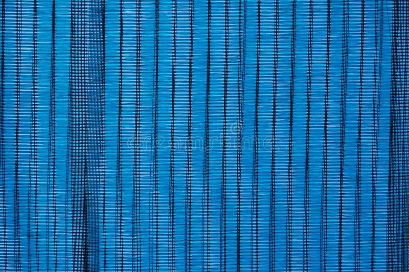 Blaue Markise lizenzfreies stockbild