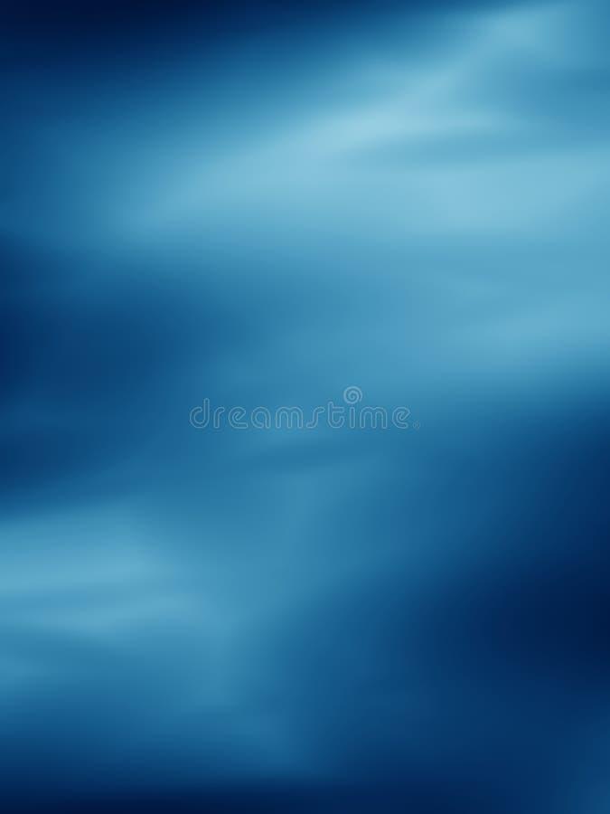 Blaue Titel des Hintergrundes tapezieren Muster vektor abbildung