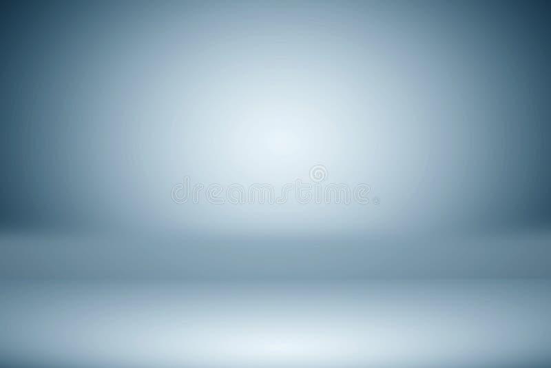 Blaue und weiße Steigungen für kreatives Projekt für Design, blauer Hintergrund stockbilder