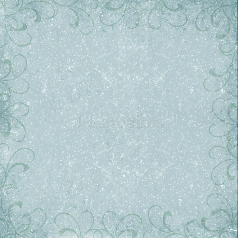 Blauer abstrakter Hintergrund I vektor abbildung