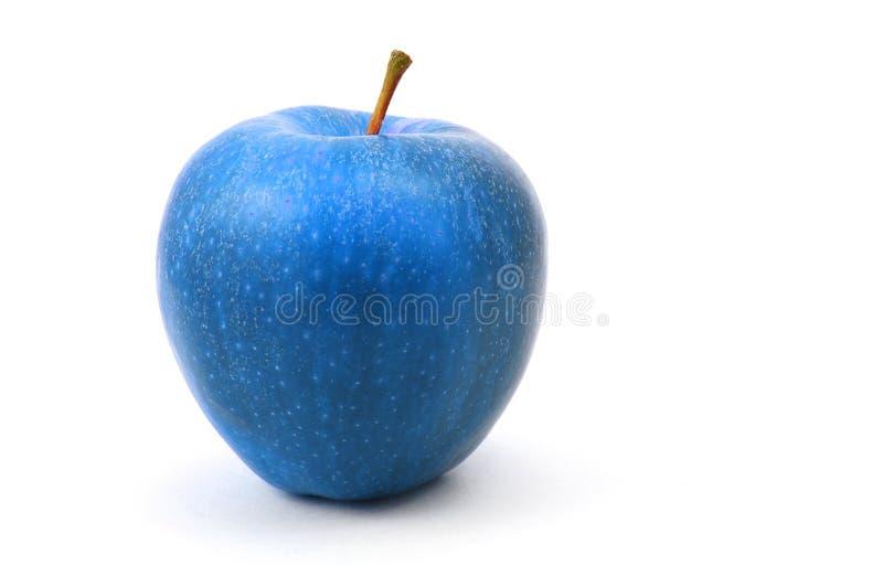 Blauer Apfel stockbilder