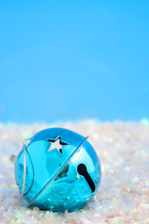 Blauer Glockenschein stockfoto