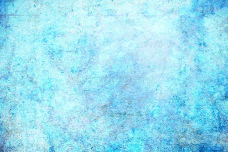 Blauer grunge Hintergrund lizenzfreie stockfotos
