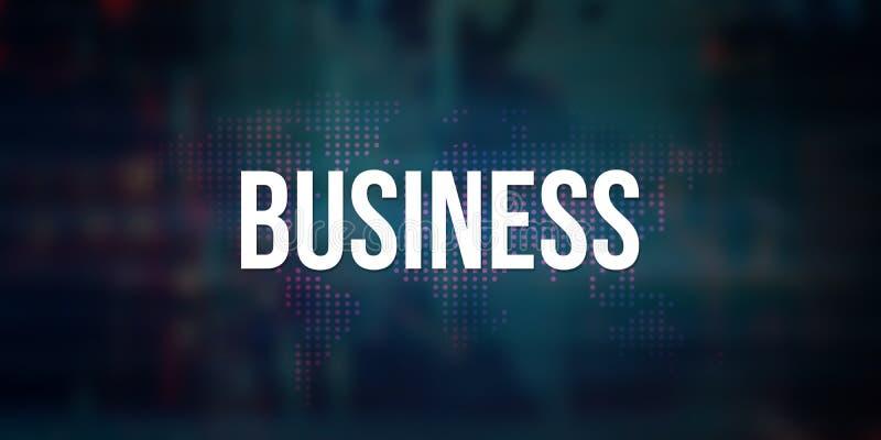 Blauer Hintergrund für Unternehmen, Leerzeichen kopieren stockbild