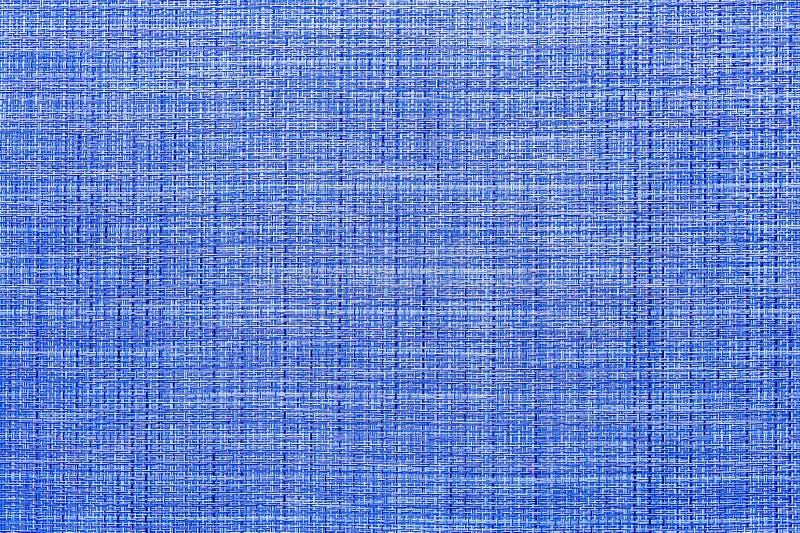 Blauer Hintergrund in Form eines feinen Gitters stockfoto