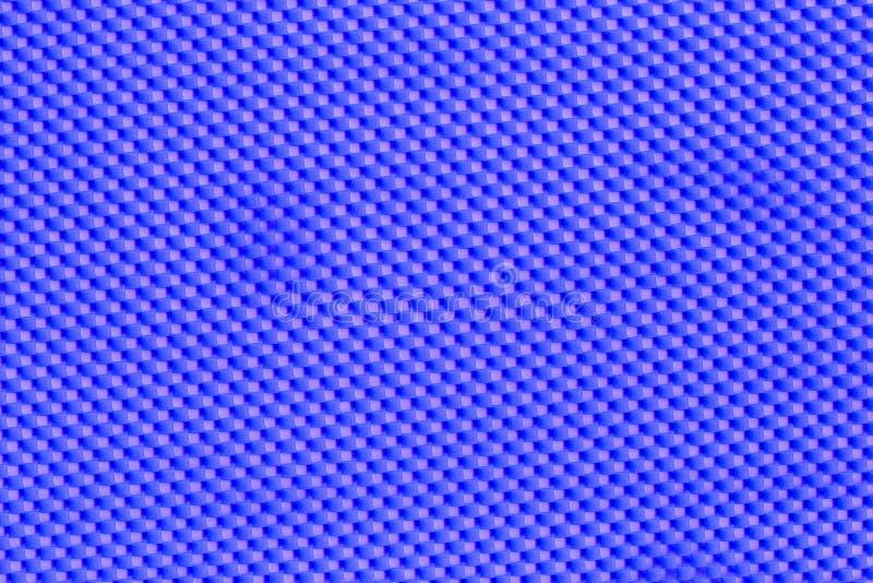 Blauer Schaumschwamm-Beschaffenheitshintergrund lizenzfreie stockbilder