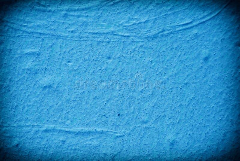 Blauer Schmutzhintergrund stockbild