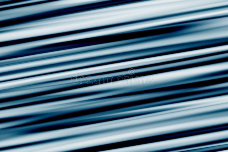 Blauer Streifen-Auszug lizenzfreie abbildung