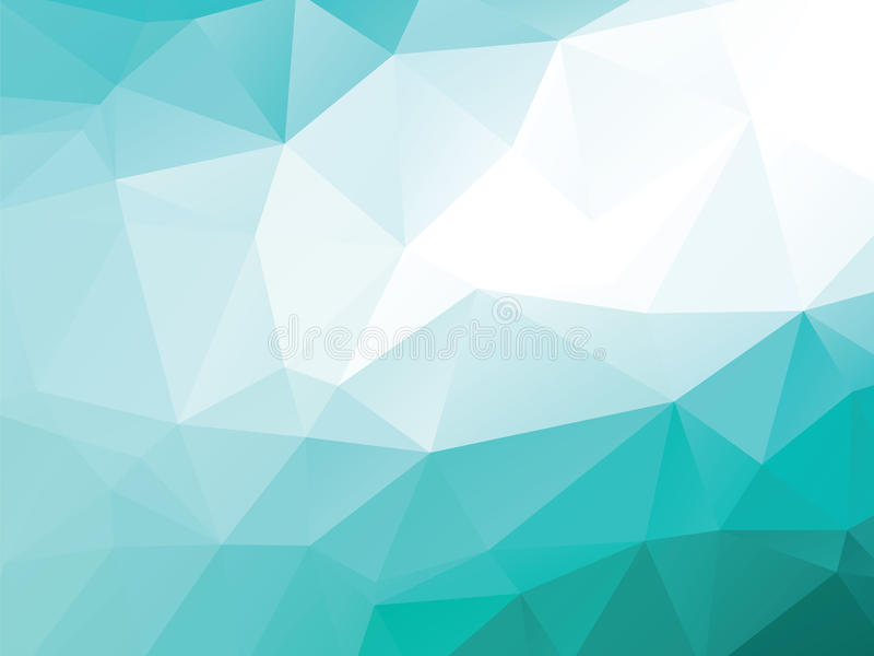 Blauer weißer Hintergrund vektor abbildung