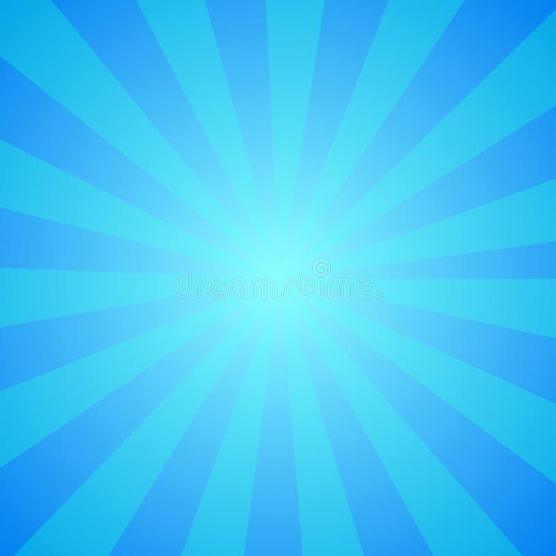 Blauer Zirkushintergrund lizenzfreies stockfoto