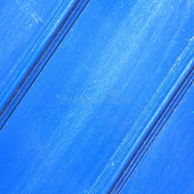 blaues abstraktes Metall in englan London-Geländer Stahl und backgroun stockbilder