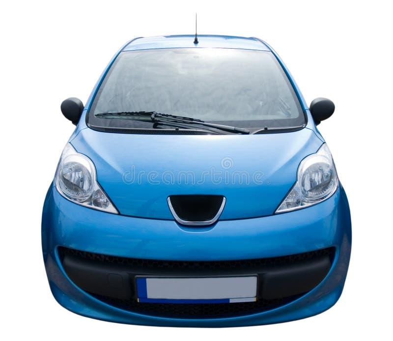 Blaues Auto stockfotos