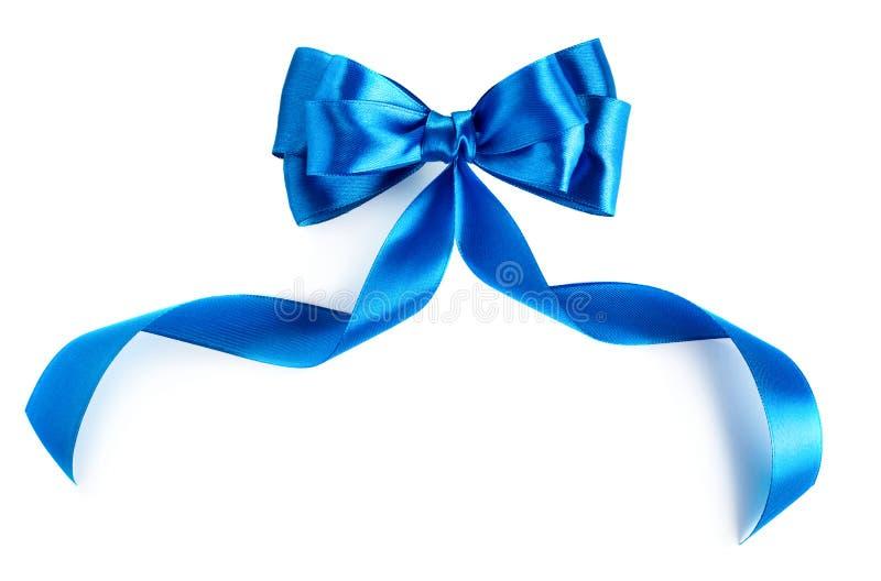 Blaues Band lizenzfreies stockfoto