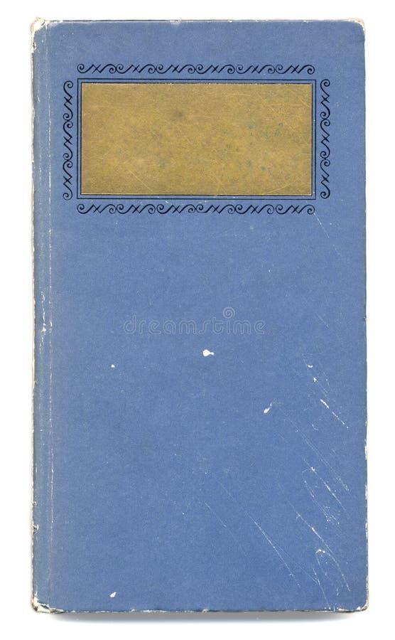 Blaues Buch stockfotos