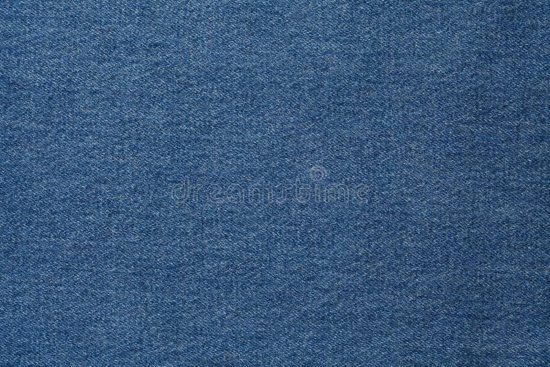 Blaues Denimgewebe lizenzfreie stockbilder