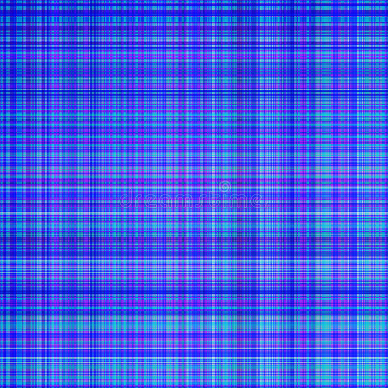 Blaues Gitterfeld. vektor abbildung