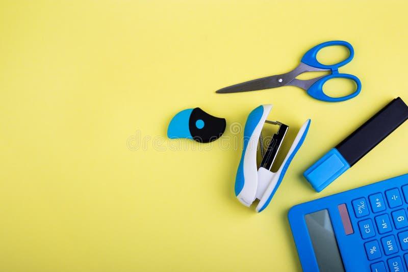 Blaues Kanzleigericht, Platz für Text lizenzfreie stockbilder