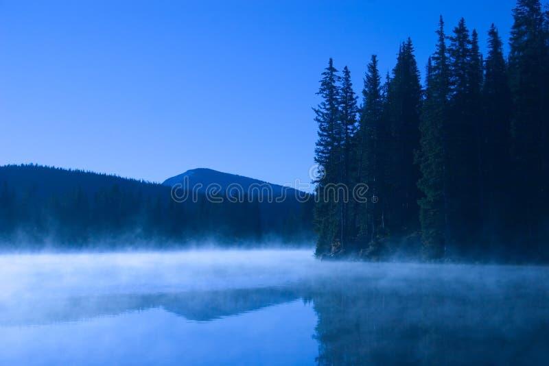 Blaues See irwin lizenzfreie stockfotos