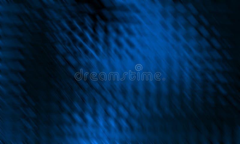 Blaues Unschärfezusammenfassungshintergrund-Vektordesign, bunter unscharfer schattierter Hintergrund, klare Farbvektorillustratio stockfotos
