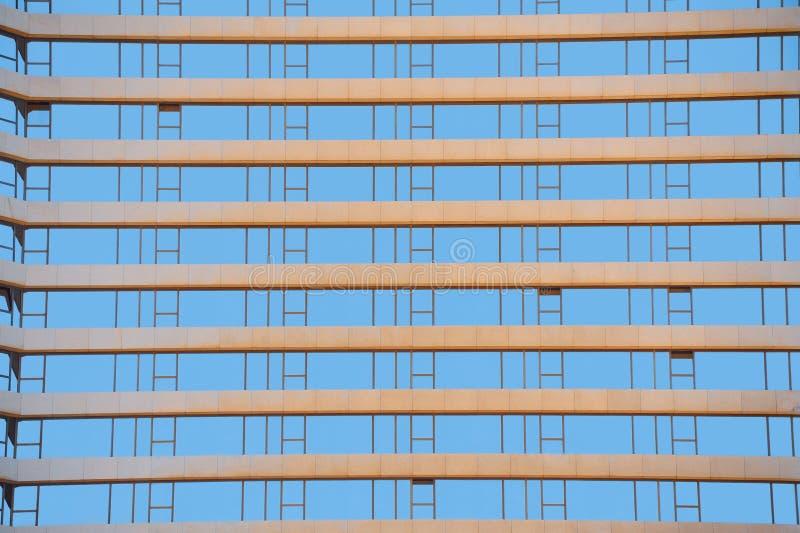 Blaues Windows stockfotos