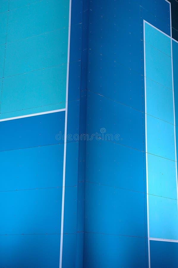 Blauw stock foto