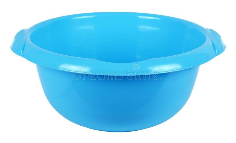 Blauw bassin royalty-vrije stock foto's