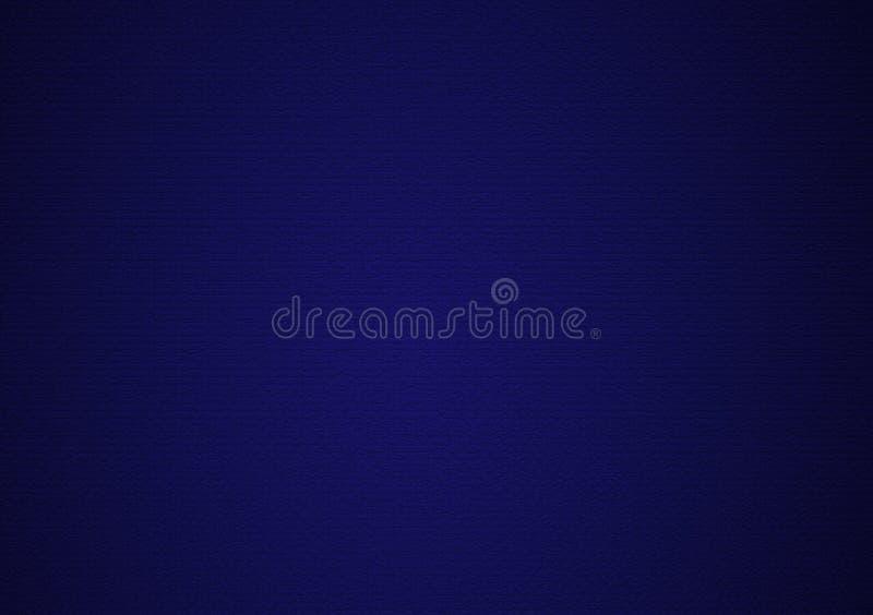 Blauw duidelijk vignet achtergrondgradiëntbehang royalty-vrije stock foto