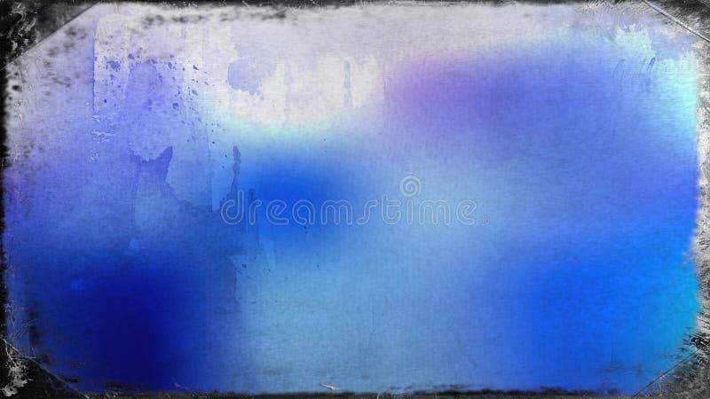 Blauw en Grey Texture Background stock foto