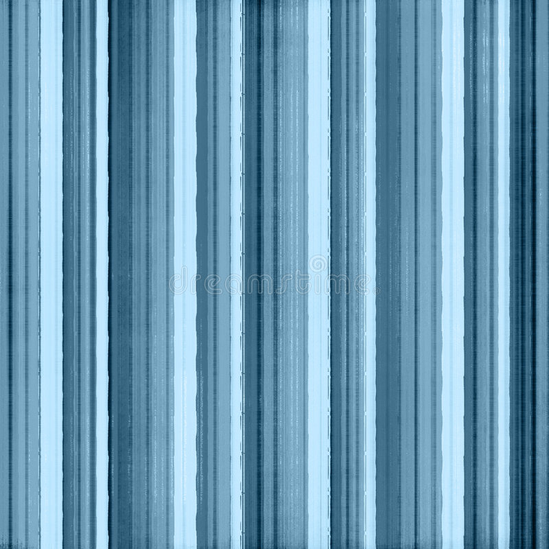 Blauw gestreept document royalty-vrije illustratie