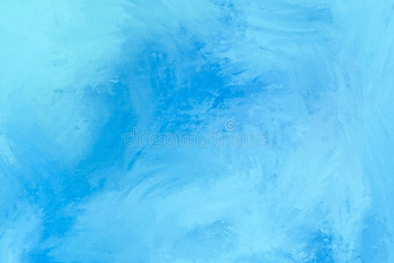 Blauw gevoelde textuurachtergrond stock fotografie