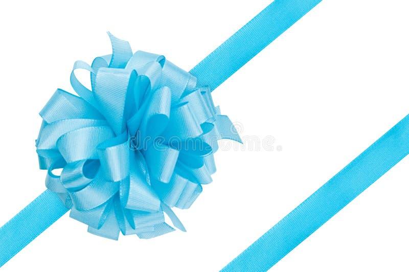 Blauw giftlint stock foto's